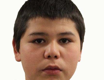 16-year-old Hayden Gladue