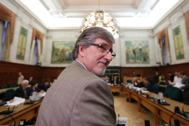 Daniel Therrien, Canada's Privacy Commissioner. REUTERS FILE/Chris Wattie