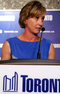 Karen Stintz campaign quit