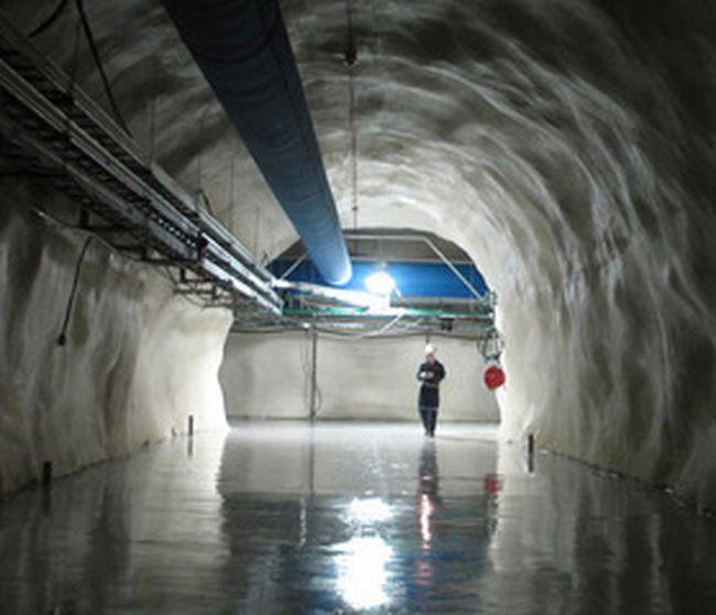 SNOLAB is located two kilmotres underground at Vale's Creighton Mine. (Sudbury Star file photo)