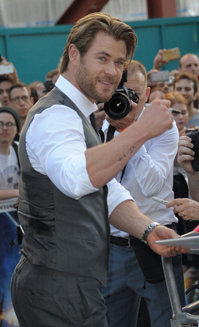 """Chris Hemsworth. (<A HREF=""""http://www.wenn.com"""" TARGET=""""newwindow"""">WENN.COM</a>)"""