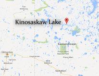 Kinosaskaw Lake, Sask.