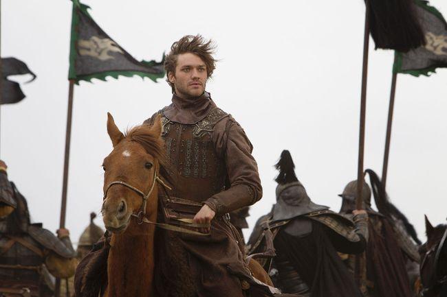"Lorenzo Richelmy in a scene from Netflix's ""Marco Polo"""