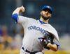 Toronto Blue Jays pitcher Brandon Morrow. (RICK OSENTOSKI/USA TODAY Sports files)