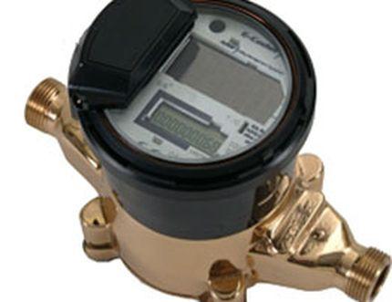 Water meter. QMI Agency file photo