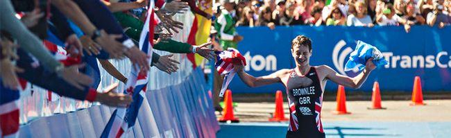 2014 ITU World Triathlon Grand Final Edmonton elite men's championship
