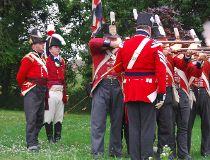 1812 renactment