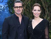 "Brad Pitt and Angelina Jolie. (<A HREF=""http://www.wenn.com"" TARGET=""newwindow"">WENN.COM</a>)"