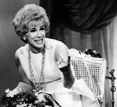"A classic photo of Joan Rivers. <A HREF=""http://www.wenn.com"" TARGET=""newwindow"">WENN.COM</a>"