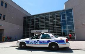 Ottawa police station on Elgin Street in Ottawa, On. Thursday, June 20, 2013.  Tony Caldwell/Ottawa Sun/QMI Agency