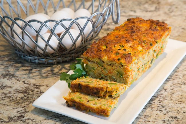 Terrine Recipe Easy Recipe Vegetable Terrine With