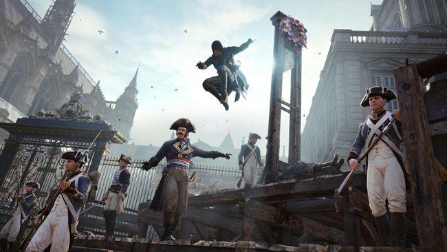 """""""Assassin's Creed: Unity."""" (HO)"""