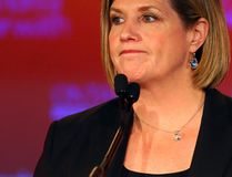 NDP Leader Andrea Horwath (Dave Abel/Toronto Sun)
