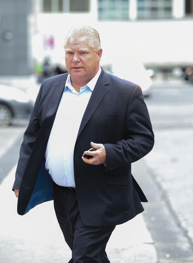 Doug Ford. (Toronto Sun)
