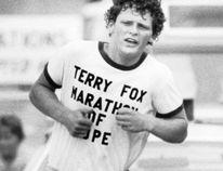 Terry Fox. (QMI Agency file photo)