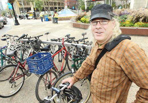 The Solution To Bike Theft Winnipeg Sun - Bait car show