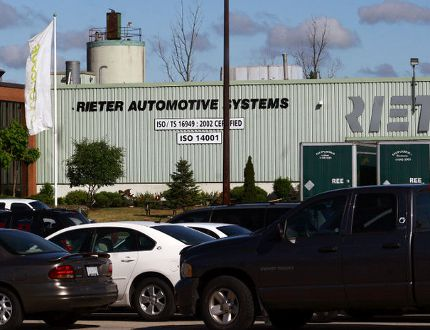 Autoneuem Canada Ltd. (formerly Rieter Automotive Ltd.) (File photo)