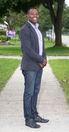 Mo Salih (DEREK RUTTAN, The London Free Press)