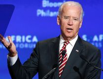 U.S. Vice President Joe Biden in Washington August 5, 2014. REUTERS/Jonathan Ernst