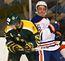 Photos: Edmonton Oilers rookies take on University of Alberta Golden Bears (Sept. 17, 2014)