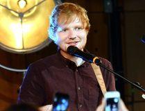 Ed Sheeran. (WENN.com)