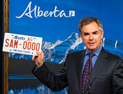 Prentice licence plate