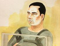 Luka Magnotta in court Sept. 16, 2014. DELF BERG / QMI AGENCY
