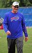 Bills offensive coordinator Hackett never panicked in August
