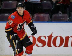 Sam Bennett is Photo by Al Charest/Calgary Sun.