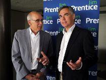 Stephen Mandel and Jim Prentice