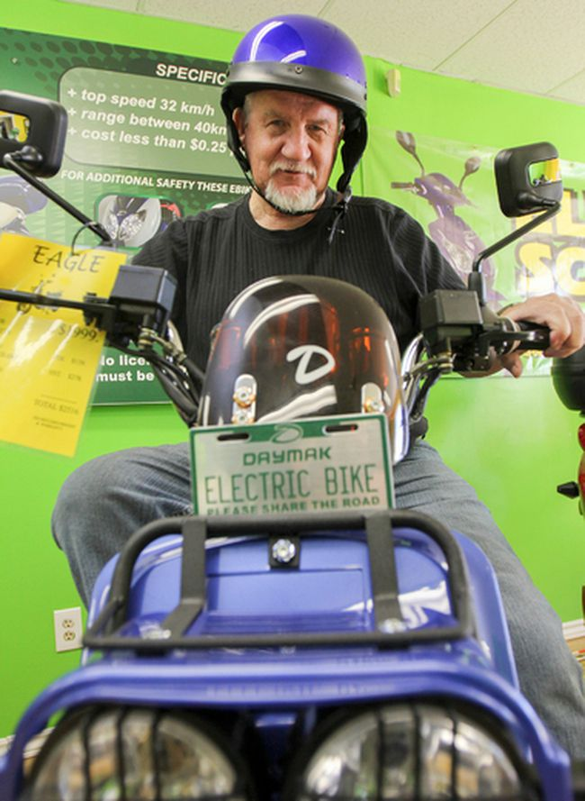 E-bike use on the rise | The Kingston Whig-Standard