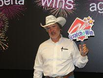 Brent Woolsey $1 million lottery winner