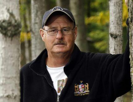 Rick Phillips, reeve of Tyendinaga Twp. LUKE HENDRY/The Intelligencer/Community Press