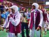 Qatari women's basketball team