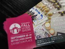 Homes - Toronto Fall Home Show Tickets