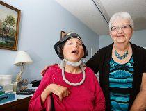 Cheryl and Barbara Kersh