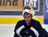 Grande Prairie Storm goaltender Adam Beukeboom. DHT FILE