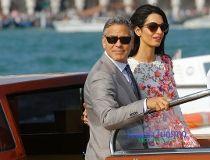 George Clooney wed lawyer Amal Alamuddin