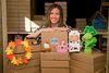 Cassie Krygsman owns and operates a company called Curiosity Box in Ilderton. (DEREK RUTTAN, The London Free Press)