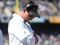 Raiders reportedly fire coach Dennis Allen