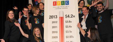 ATCO fundraising award