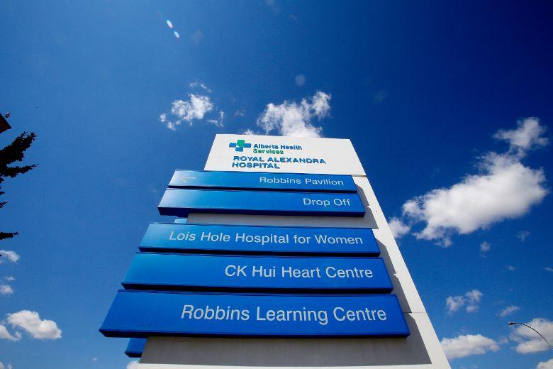 Royal Alexandra Hospital company