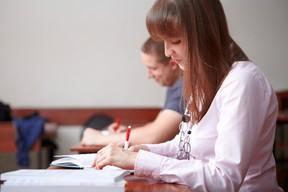 University student.   (Fotolia)