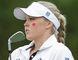 Brooke Henderson watches her shot during the final round of the World Junior Girls Golf Championship at Angus Glen on Wednesday. (Craig Robertson/Toronto Sun)