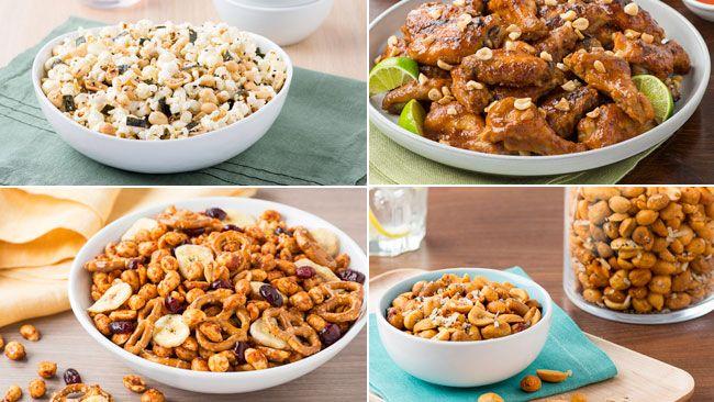 peanuts recipes