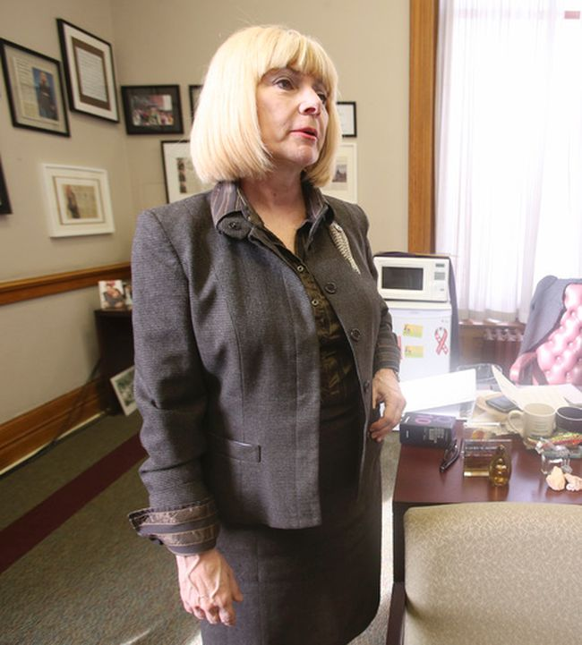 NDP MPP Cheri DiNovo (Jack Boland/Toronto Sun)