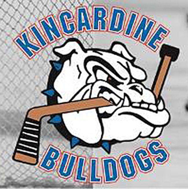 Kincardine Bulldogs Junior 'C' Hockey Club.