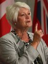 Education Minister Liz Sandals (Dave Thomas/Toronto Sun)