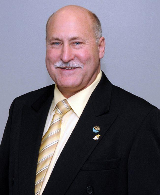 Mayor Ken Lamming
