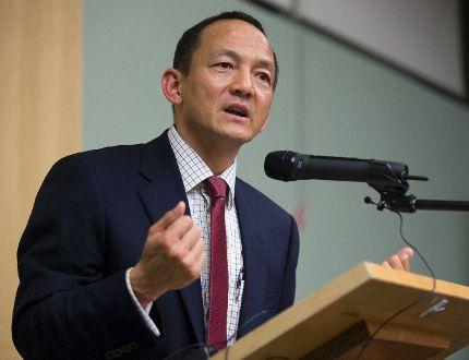 Paul Cheng (Free Press file photo)